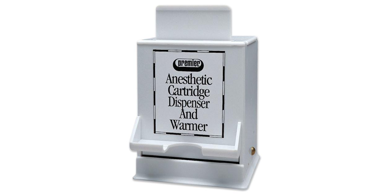 Image for Cartridge dispenser & warmer