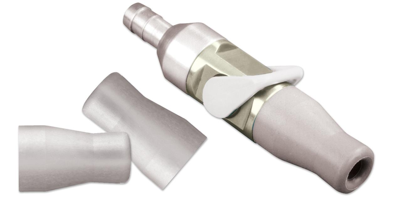 Image for Bull Frog saliva valves