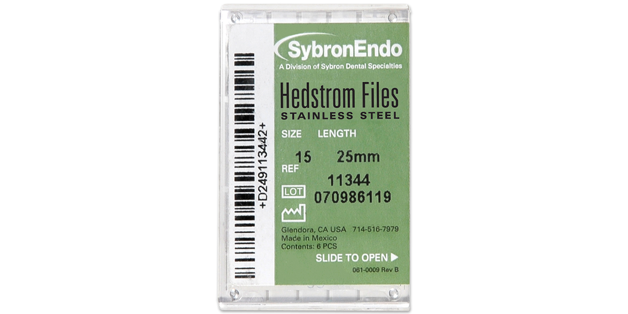 Image for SybronEndo hedstrom files