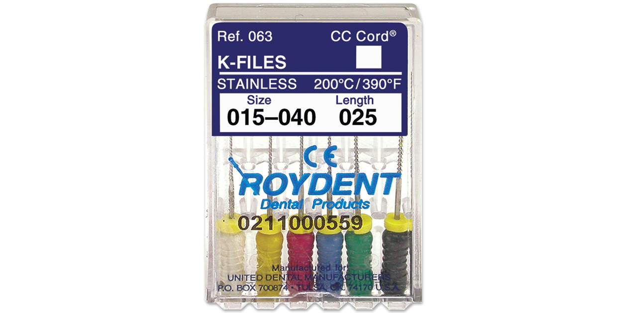 Image for Roydent K-Files