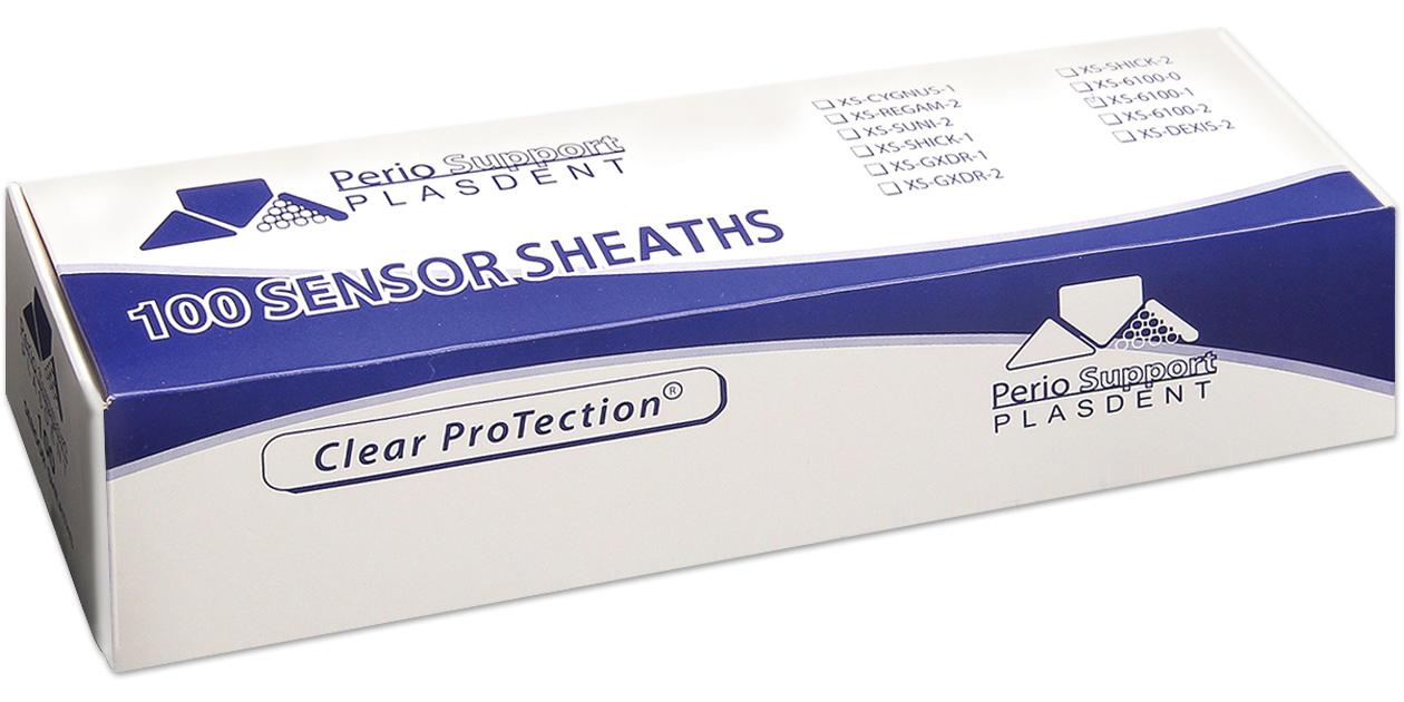 Image for Plasdent digital sensor sheaths