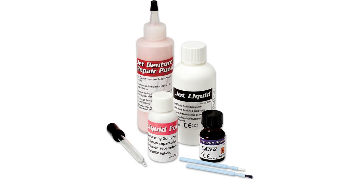 Image for Jet Denture Repair Acrylic