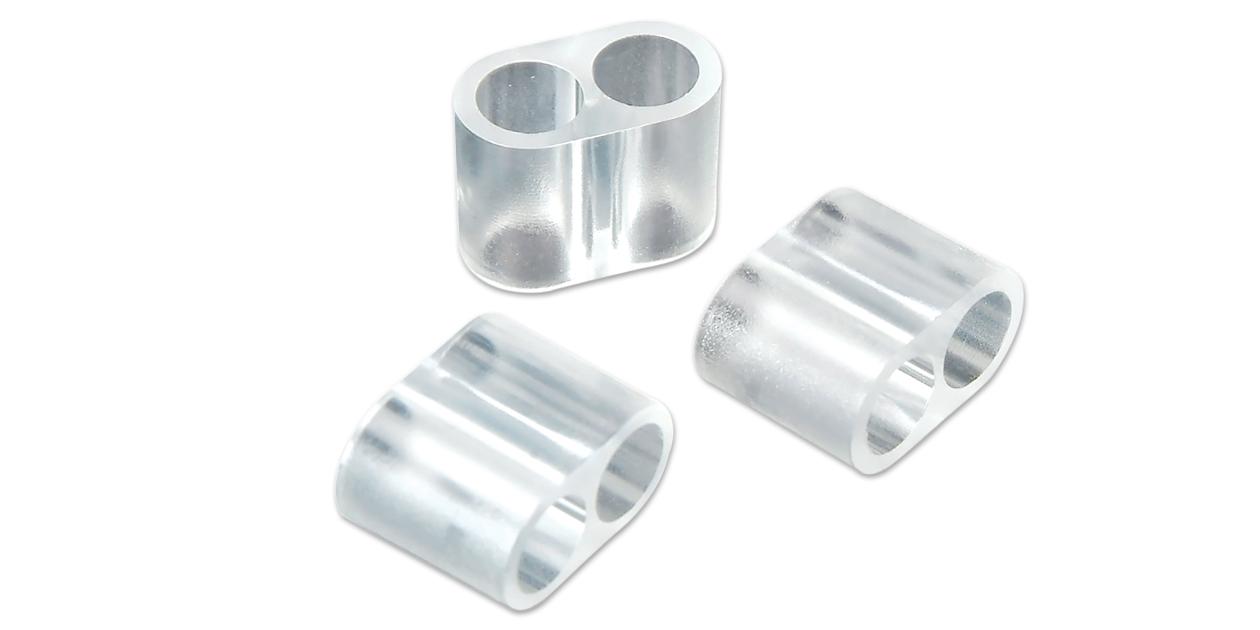 Image for Plasdent cartridge transfer connectors