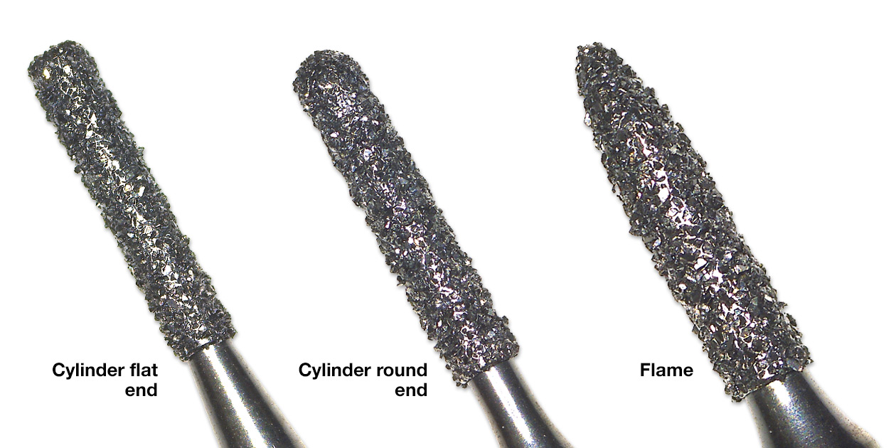 Image for Safco ZirconCut FG diamonds