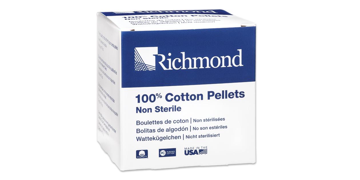 Image for Richmond cotton pellets